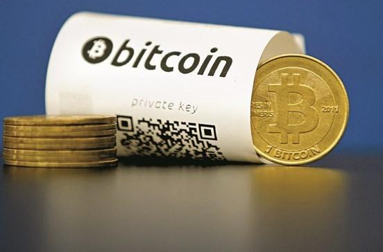 Bitcoin ultrapassa os 15 mil dólares