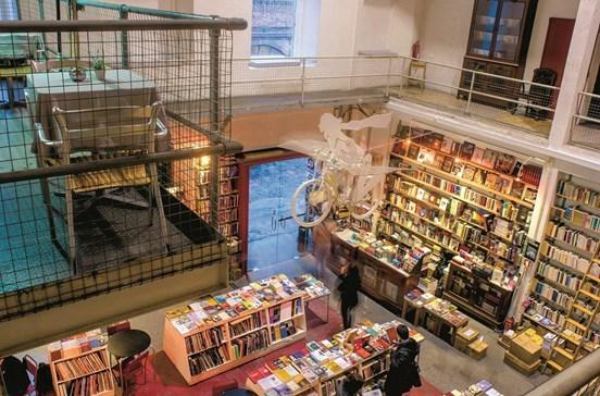 As livrarias preferidas do escritor Jorge Carrión