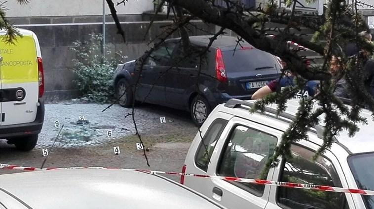 Mundo Bombas artesanais explodem em Roma. Não há feridos