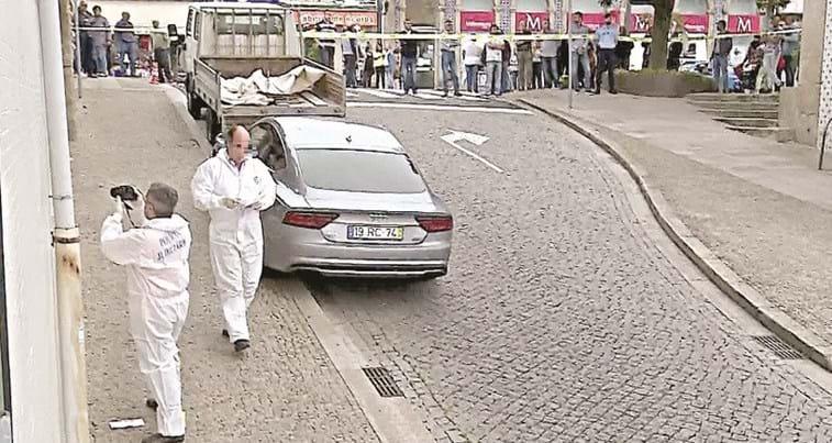 Suspeitos em fuga após assalto em Penafiel