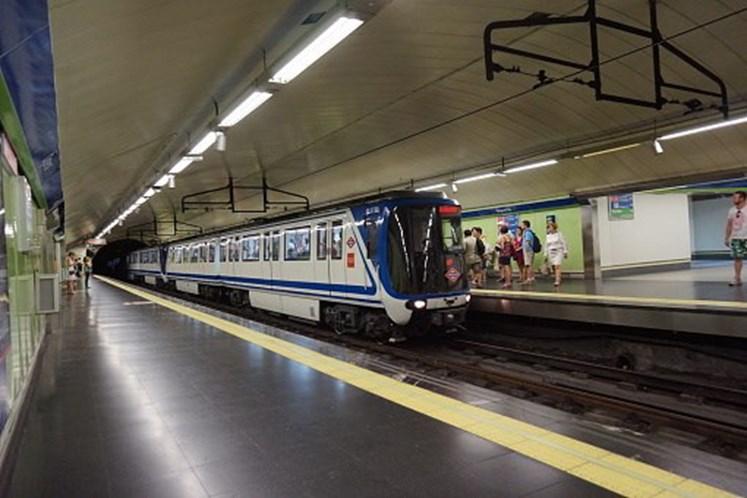Maquinista do metro de madrid agredida sexualmente mundo - La maquinista metro ...