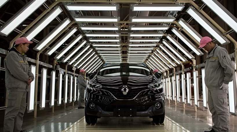 Fábricas da Renault foram afetadas por ciberataque e pararam produção