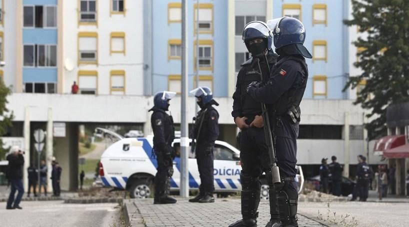 Sete detidos em operação de combate ao tráfico de droga em Coimbra