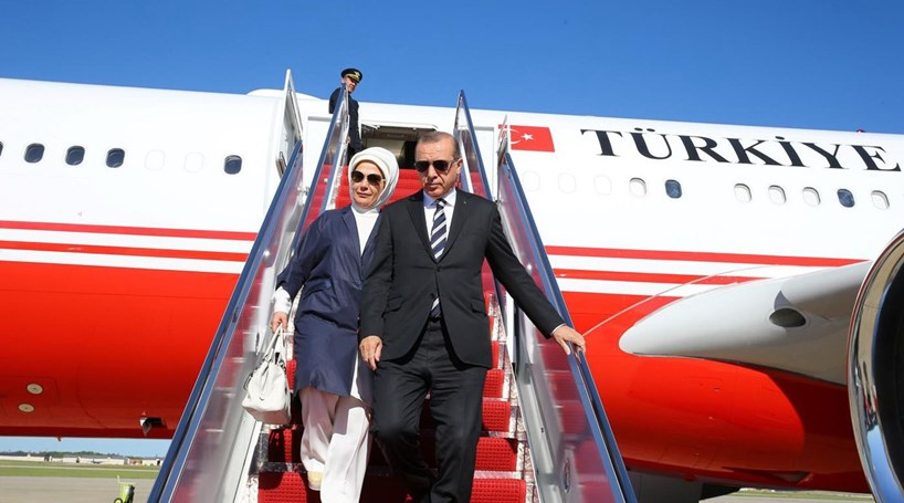 Trump e Erdogan reúnem-se em Washington esta terça-feira