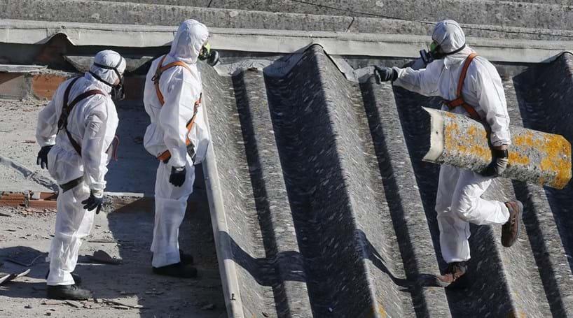 Sindicato da Construção diz que o Porto é a cidade do país com mais amianto