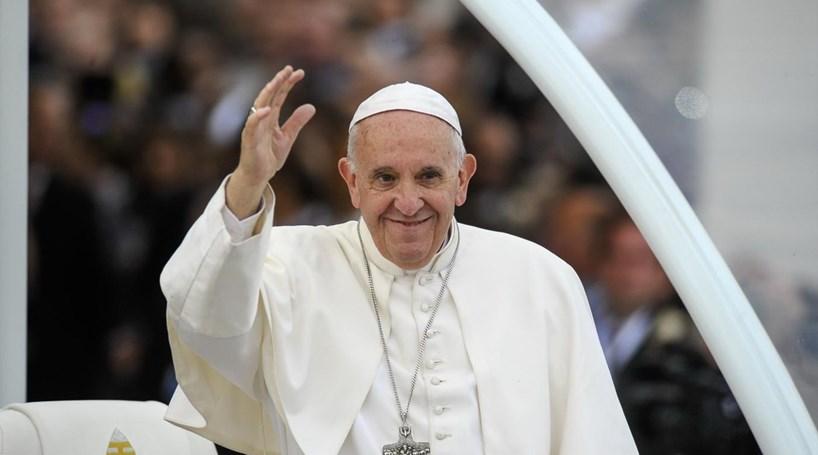 Visita de papa a Fátima gerou mais de 21 mil notícias em todo o mundo