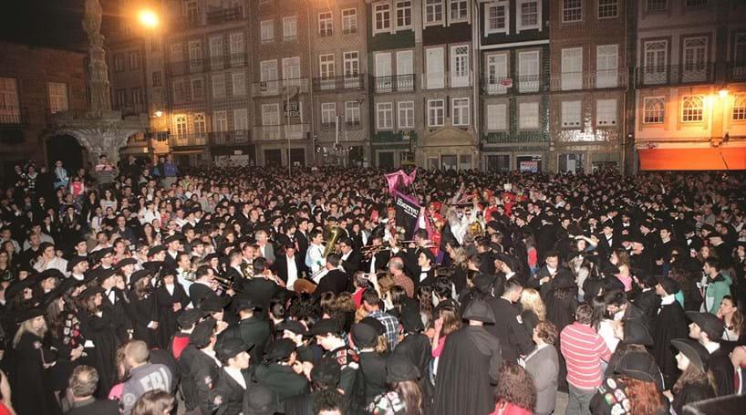 Enterro da Gata obriga a cortar 14 ruas de Braga