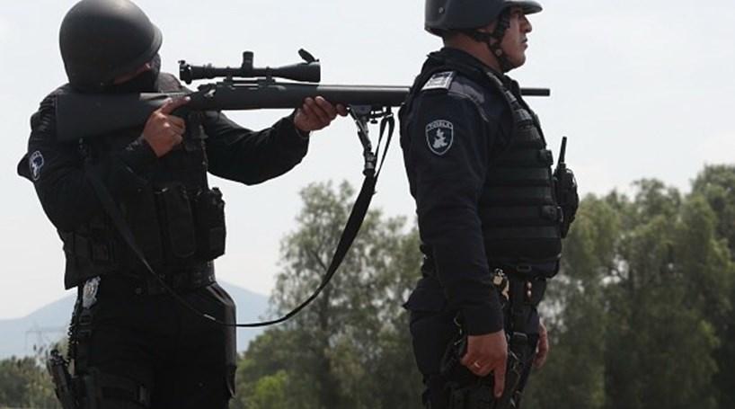 Detidos 60 polícias no México em operação contra delinquentes infiltrados