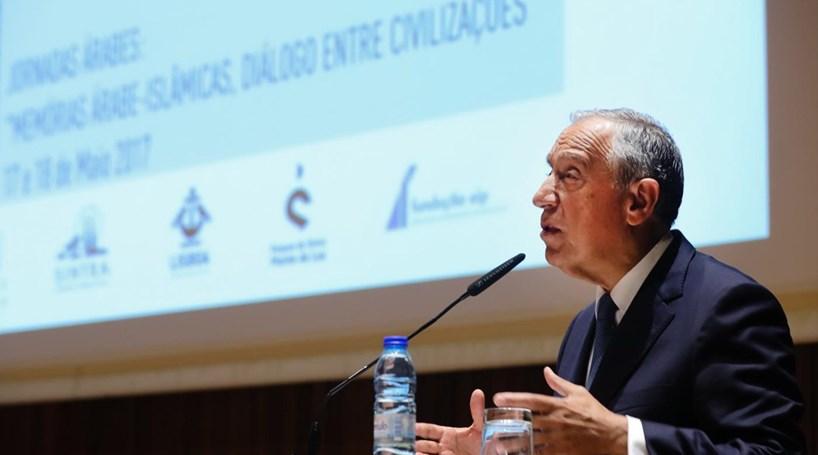 Marcelo avança hipótese de capital árabe comprar dívida pública portuguesa