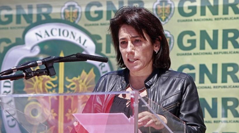 Ministra diz estar empenhada em melhorar condições de trabalho na GNR