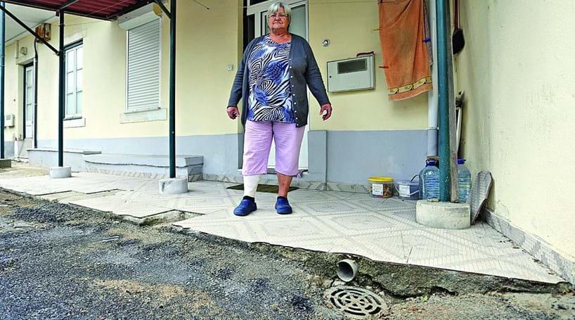 Obra na Palma provoca queixas de moradores
