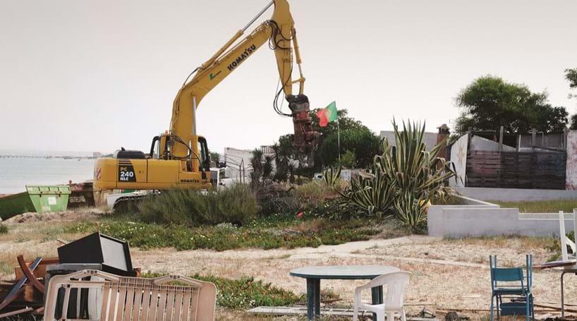 22 proprietários ainda resistem a demolições
