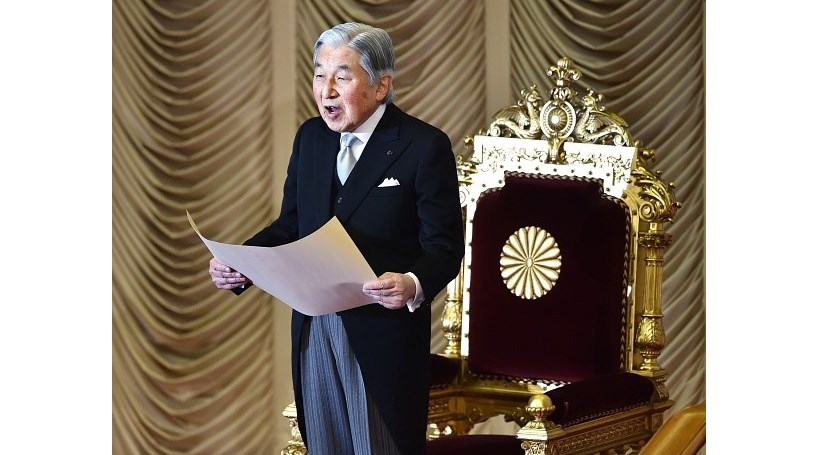 Governo japonês aprova proposta de lei para abdicação do imperador