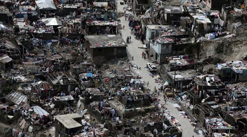 Intempéries no Haiti provocam sete mortos