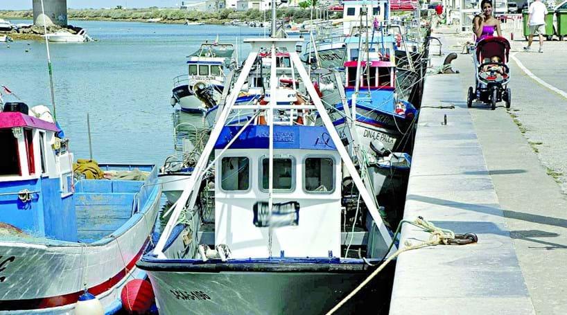 Porto de Tavira recebe um milhão em obras