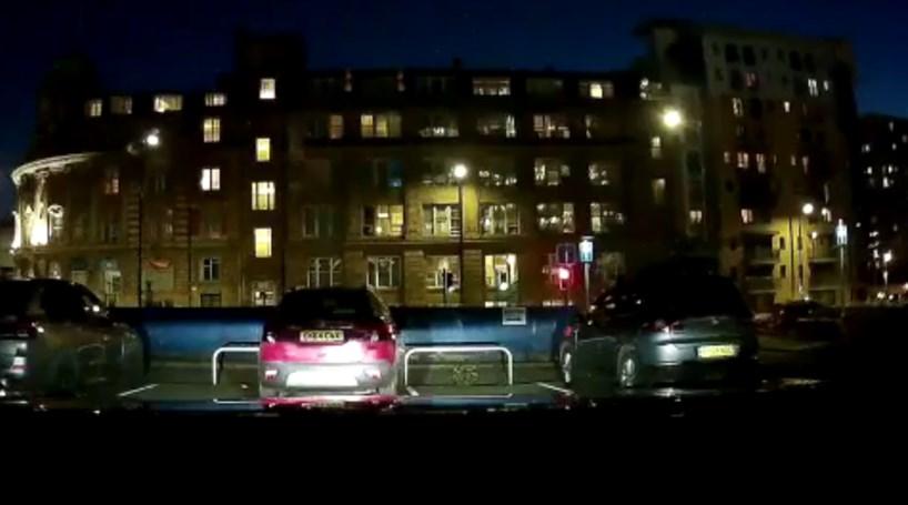 Som de explosão em Manchester captado em vídeo