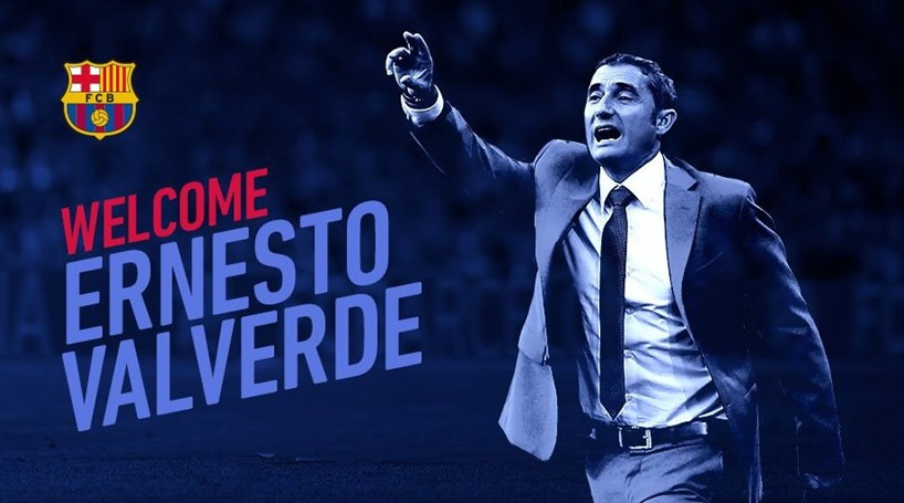 Barcelona anuncia hoje o sucessor de Luis Enrique