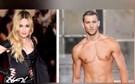 Madonna volta para os braços do português