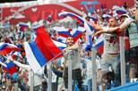 Rússia vence a Nova Zelândia no jogo de abertura
