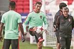 Fernando Santos acredita que o capitão português nada fez de mal