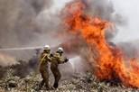 Mais de 1.600 bombeiros em combate aos principais fogos no país