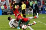 Portugal e México empatam 2-2