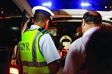 GNR deteve 108 condutores por excesso de álcool