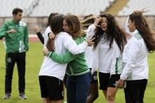 Taça de Portugal de futebol feminino bate recorde