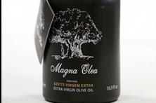 O azeite de ouro Magna Olea