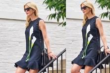 Ivanka Trump usa vestido de 16 euros