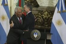 """Portugal e Argentina são """"amigos desde o primeiro minuto"""""""