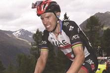 Rui Costa termina em quinto lugar da volta à Suíça em bicicleta