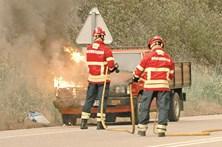 Quatro bombeiros de Castanheira de Pera continuam internados com prognóstico reservado