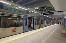 Átrio norte da estação dos Anjos encerrado dois meses para obras