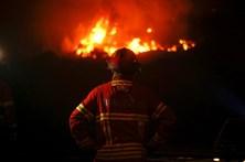 39 concelhos do país em risco 'máximo' de incêndio