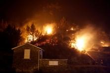 """PSD preocupado com """"alguma descoordenação"""" no combate às chamas"""