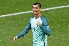Cristiano Ronaldo a nove golos de Puskas