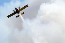 Partículas em suspensão no ar excedem valor-limite por causa dos incêndios