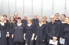 Coro Misto Cantemus Vocalensemble em Portugal