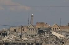Daesh explodiu mesquita histórica em Mossul