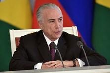 Presidente do Brasil diz que denúncia contra si é