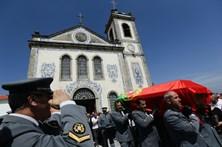 Última homenagem ao militar português morto no Mali