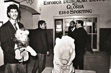 Herdeiros de Jorge Gonçalves reclamam 5 milhões ao Sporting