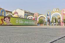Braga em alerta contra terrorismo no S. João