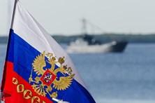 Marinha russa lança mísseis contra Daesh na Síria