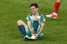 Raphael Guerreiro não joga as meias-finais da Taça das Confederações