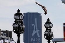 Paris transformada num parque olímpico