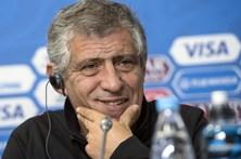 """Fernando Santos quer contrariar garra do Chile com """"sangue lusitano"""""""