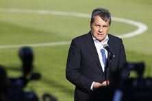 """Fernando Gomes alerta para """"sinais de alarme"""" no futebol português"""