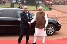 Costa recebe primeiro-ministro indiano para consolidar parceria económica